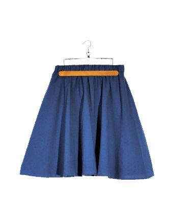 (jupe) Patineuse - Une jupe toute simple et qui fait son petit effet ! et en plus, elle tourne !!
