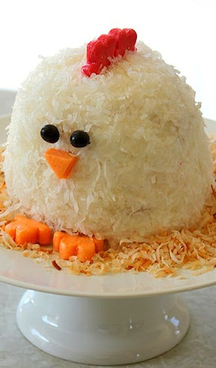 Little Chicken Cake