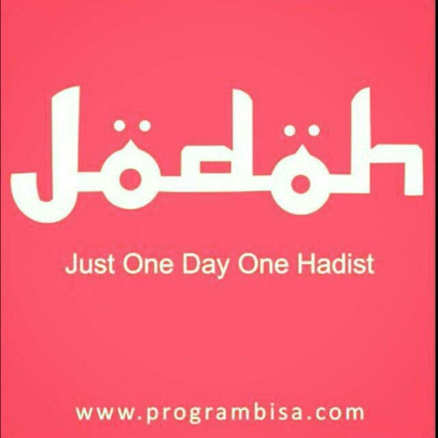 Just One Day One Hadits