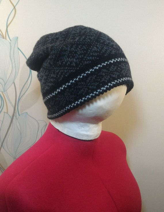 Wonderful hand-made winter hat by LanaNere on Etsy