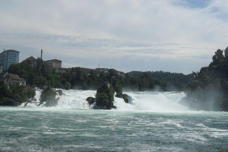 watervallen van schafhauzen