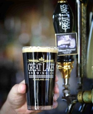 Edmund Fitzgerald Porter--Great Lakes Brewing Co.