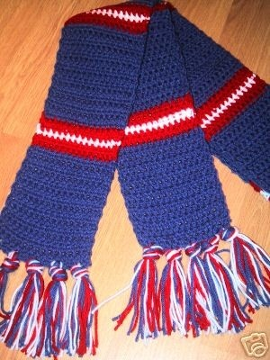 1000+ images about Crochet Buffalo Bills and football on ...