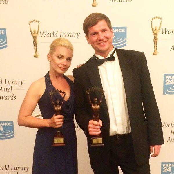 6 декабря 2014 года, Кейптаун ЮАР - всего после первого сезона работы, Лодж-Отель «Байкальская Резиденция» стал лучшим сафари отелем Европы и лучшим эко – отелем России по версии международного конкурса World Luxury Hotels Award.
