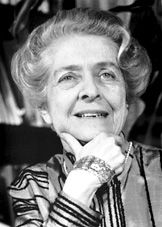 An extraordinary woman: Rita Levi-Montalcini, Nobel Prize in Physiology or Medicine 1986 (Read her autobiography on the website!)