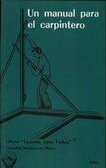 Un manual para el carpintero