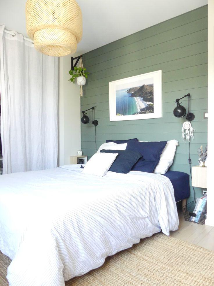 les 74 meilleures images du tableau home by marie sur pinterest deux chambres les ann es 70. Black Bedroom Furniture Sets. Home Design Ideas