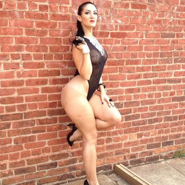 Woman wonderful ROSEE DIVINE BIG ASS