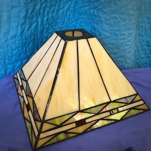 Best 25+ Stained glass lamp shades ideas on Pinterest ...