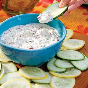 Fresh Squash Chips Recipe
