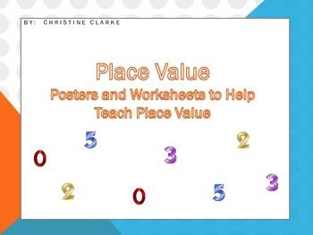 Place Value Worksheets : place value worksheets expanded word and ...