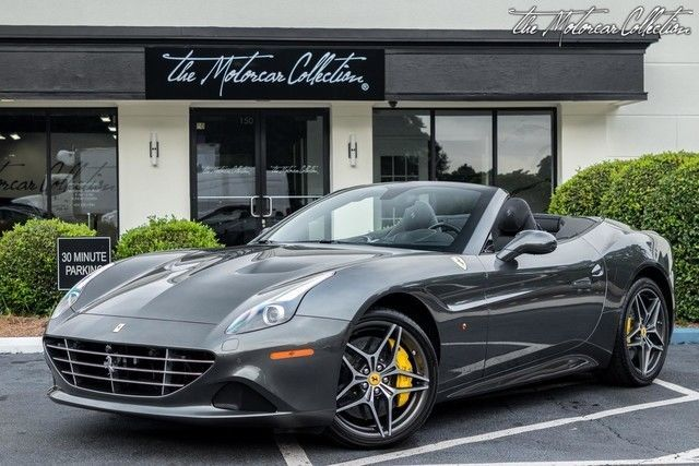 2016 Ferrari California 269 775 Msrp Magneride Suspension Clean Viper Lamborghini Aston Car Porsche