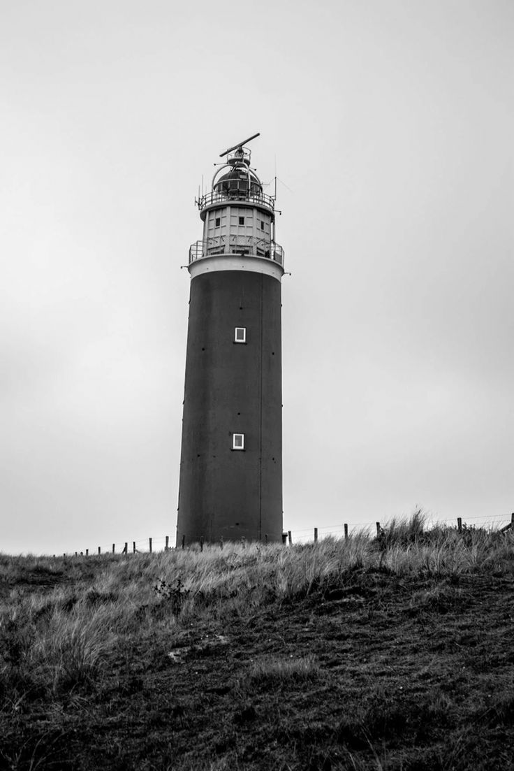 Lighthouse at Texel