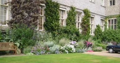 Reisefotos West Dean Garden in West Dean Fotogalerie Fotos Bilder von unseren Gartenreisen in England Großbritannien - Privatgärten, öffentliche Gärten und Parks