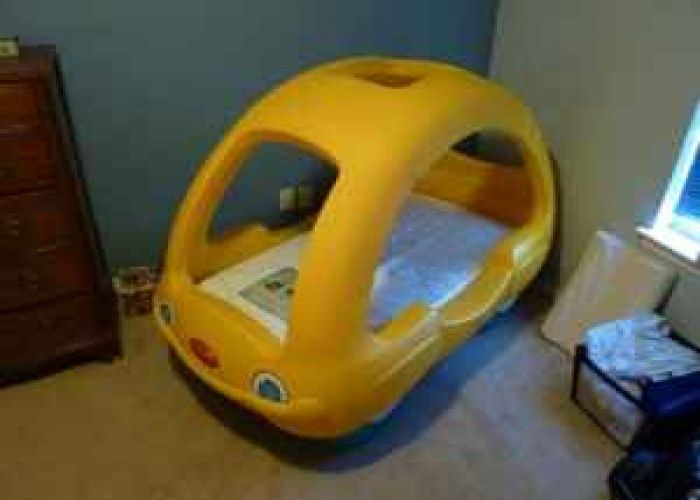 Toddler Car Beds For Boys