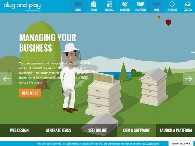 http://www.plugandplaydesign.co.uk/ via http://www.webdesigniac.com/