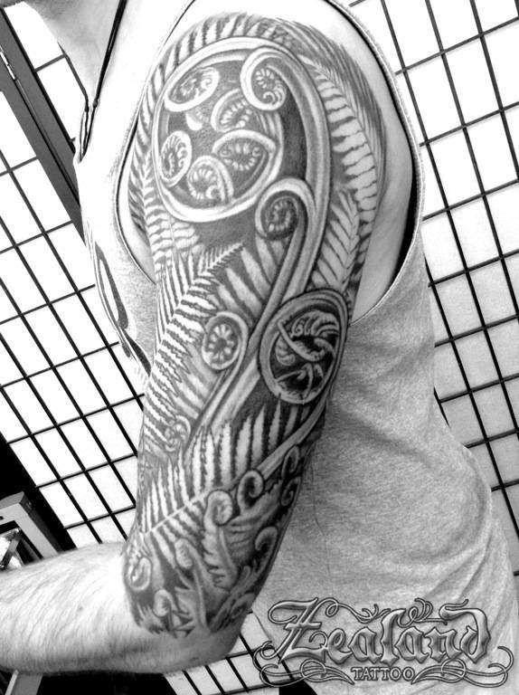 Zealand Tattoo – NZ's best Maori Tattoo, Samoan Tattoo, Oriental Tattoo and Tongan Tattoo Design Studio