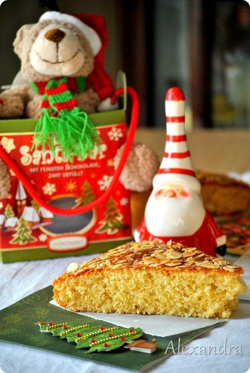 Βασιλόπιτα κέικ  (Μαγειρεύοντας με την Αλεξάνδρα)