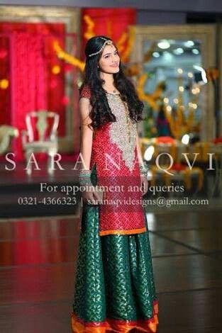Sara Naqvi's designer formal wear