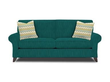 Shop For Bassett Sofa, 3972 62, And Other Living Room Sofas At Outer Banks  Furniture In Nags Head, NC 27959. Smoothly Contoured Comfortable  Transitional ...