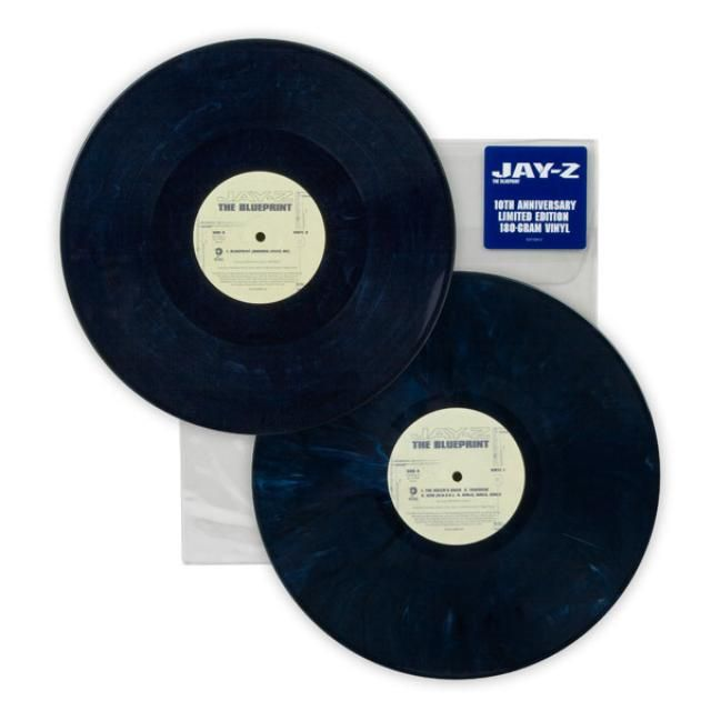 14 best jay z vinyl records images on pinterest vinyls vinyl check out jay z the blueprint 10th anniversary vinyl on merchbar malvernweather Gallery