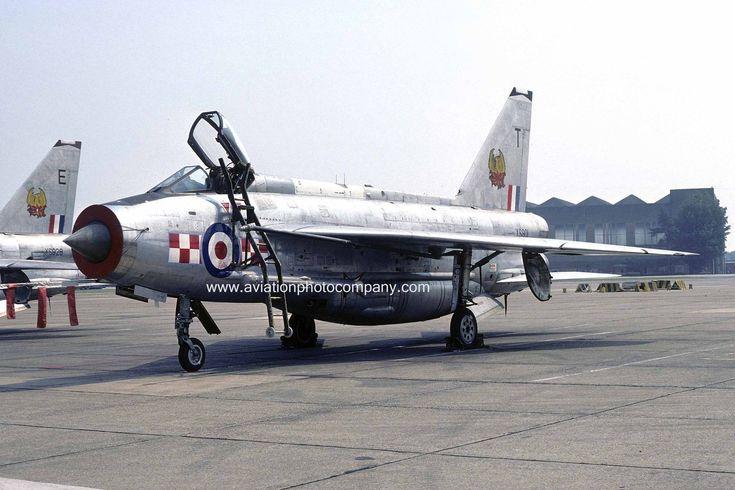 RAF 56 Sqn English Electric Lightning F.6 XS901/T (1976) Colour Photo | eBay