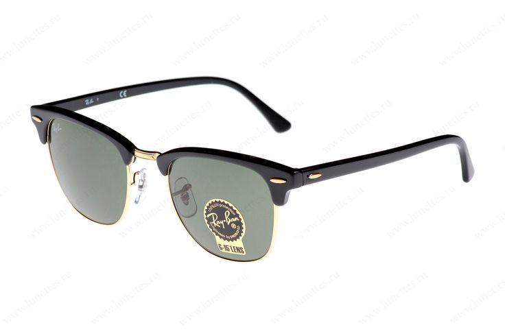 """Купить солнцезащитные очки Ray-Ban 0RB3016 W0365 в интернет-магазине """"Роскошное зрение"""""""