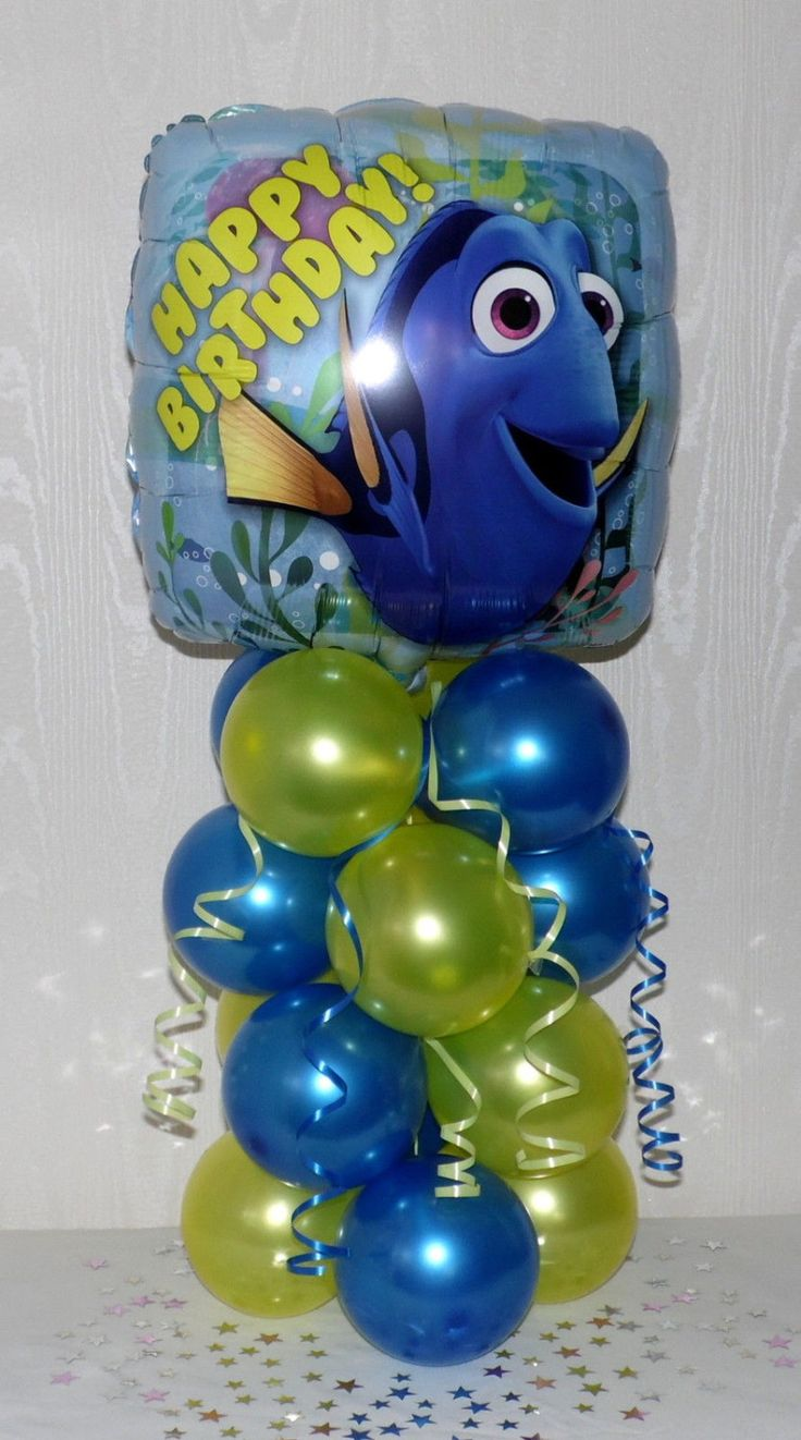 Best images about party finding nemo on pinterest