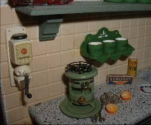 De belangrijkste keukenhulpjes van grootmoeder