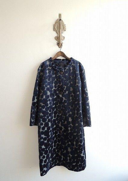 「 mina perhonenのコート 」の画像|ナチュラルブランド古着宅配買取・通販「drop(ドロップ)」|Ameba (アメーバ)