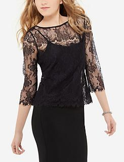 Lace Top - The Limited