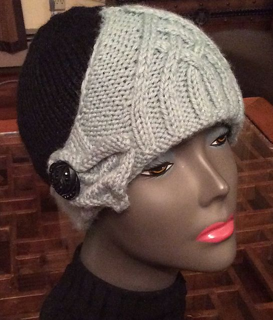 Ravelry: Project Gallery for Alice Cap pattern by Julie Turjoman
