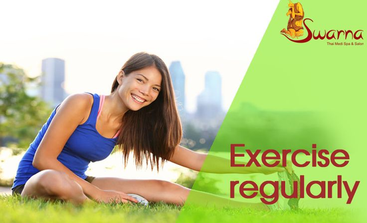 You know exercise is good for you, but do you know how good? From boosting your mood to improving your sex life, find out how exercise can improve your life by Swarna Thai SPA. http://swarnathaispa.co.in/