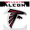 Falcons / Georgia Dome.