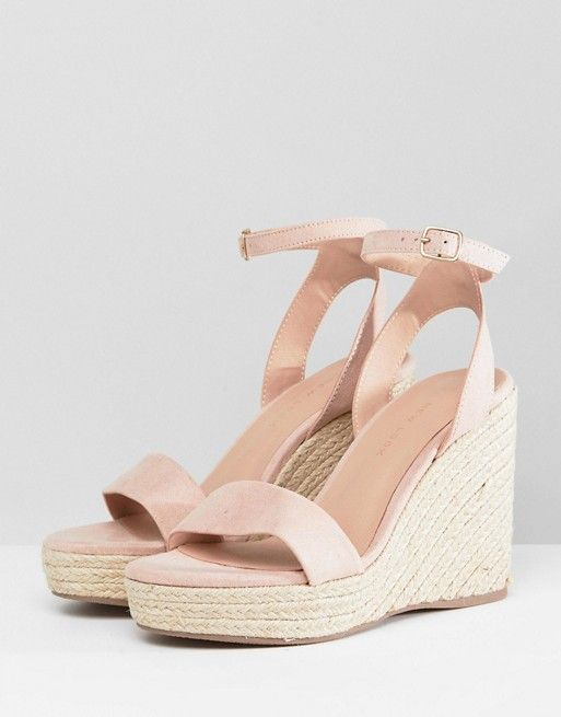 a7463b429 New Look Espadrille Wedge in 2019 | Shoes | Espadrilles, Fashion, Shoes