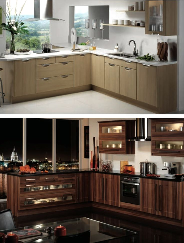 Example of finished kitchens kitchen renovation,kitchen door replacement, kitchen design.