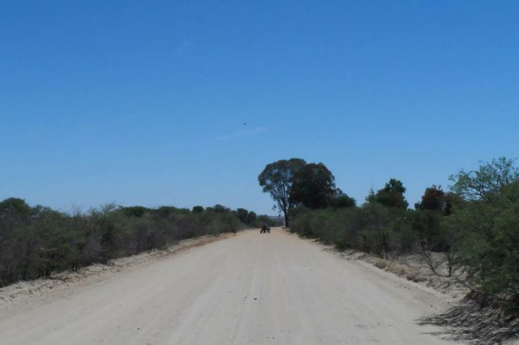Vryburg, Kalahari, South Africa