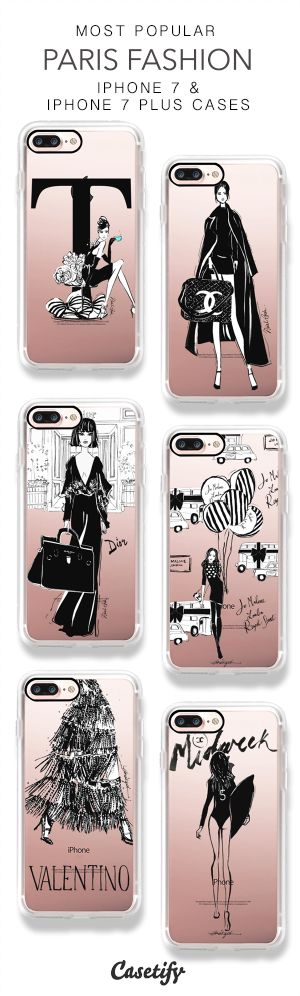 Most Popular Paris Fashion iPhone 7 Cases & iPhone 7 Plus Cases here > https://www.casetify.com/arialgoh/collection