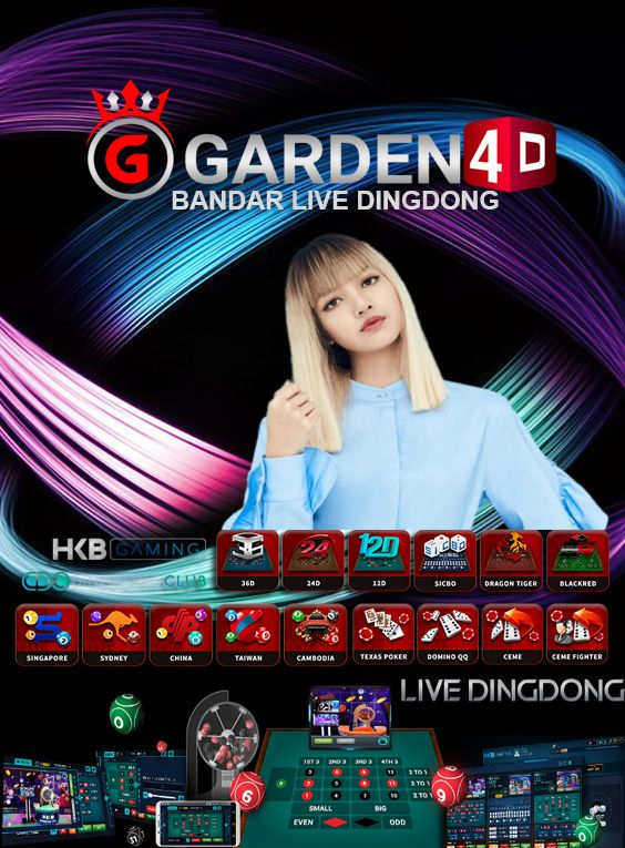 Bandar Live Dingdong Terpercaya | Game