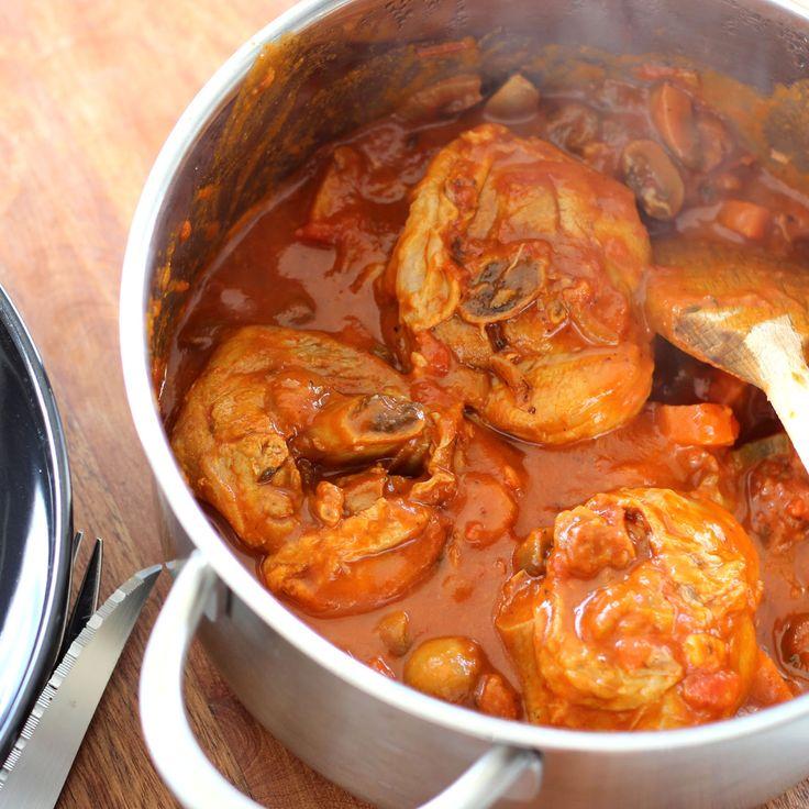 Les 24 meilleures images du tableau dinde recettes sur - Cuisine italienne osso bucco ...