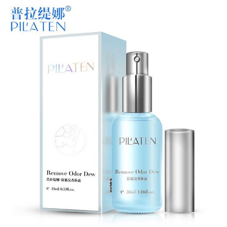 2 Pcs Natural Ingredient Body Odor Remover Incense Emulsion Deodorant Antiperspirant Water 30 ml Skin Care
