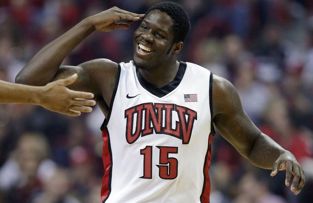The Cleveland Cavaliers selected UNLV power forward Anthony Bennett as the No. 1 player in the 2013 NBA Draft on Thursday night at Barclays Center.