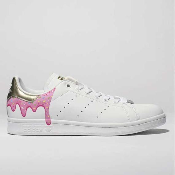 adidas stan smith kinder rosa
