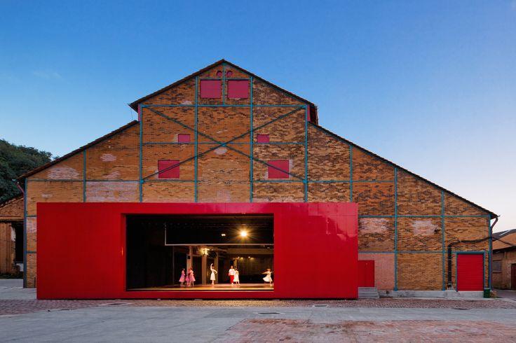 Teatro Erotídes de Campos - Engenho Central -  Piracicaba, Brasil / Brasil Arquitetura