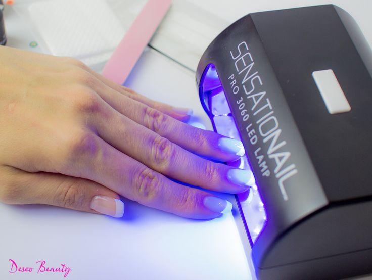 lampara uñas gel