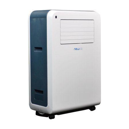 NewAir AC-12200E Portable Air Conditioner, White