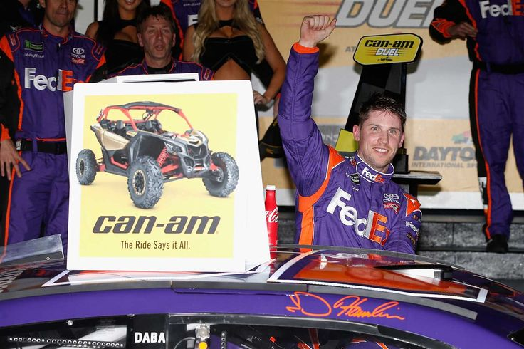 11. Denny Hamlin    2016: 7 | 2015: 10 | 2014: 12    Hamlin might be coming off his most consistent season to date. In 2016, he not only won the Daytona 500, but two more times and tallied the most top 10s (22) of his career. The 36-year-old's 2017 has been off to a slower start, however, with only three top 10s in eight races. -- Jodie Valade    2017 NASCAR.com Driver Draft | Photo Galleries | Nascar.com