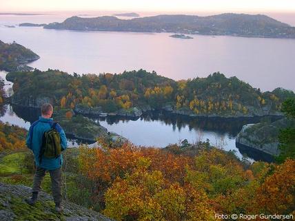 Storefjell 141m.o.h. (Håøya)