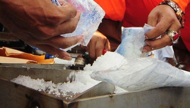 Polisi musnahkan 139,25 kg sabu kristal di Cirebon