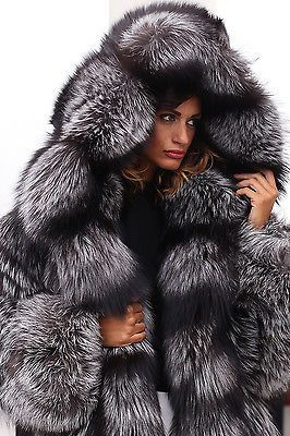 La fourrure manteau de fourrure veste fashion renard manteau fur coat fox volpe renard лиса шуба: